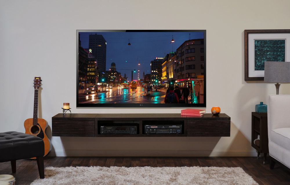 5 Reasons to Mount Your TV